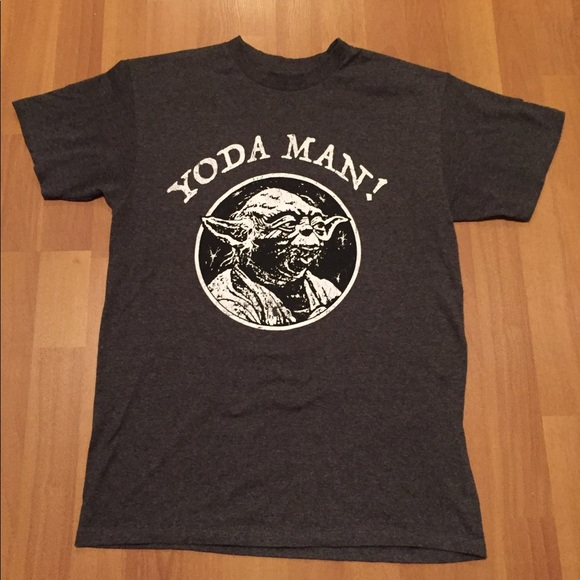 Unisex Star Wars Yoda Man shirt